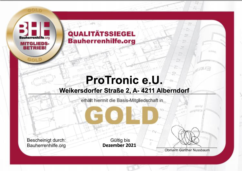 Protoronic Gold
